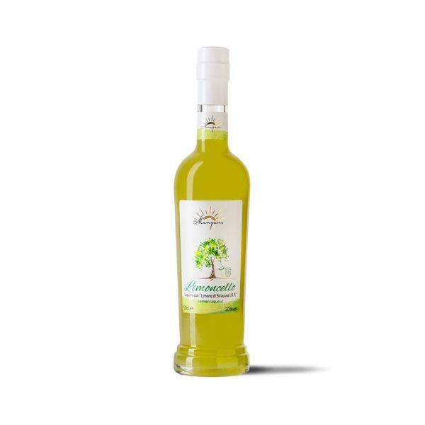 limoncello di siracusa sicilia IGP Azienda Mangano