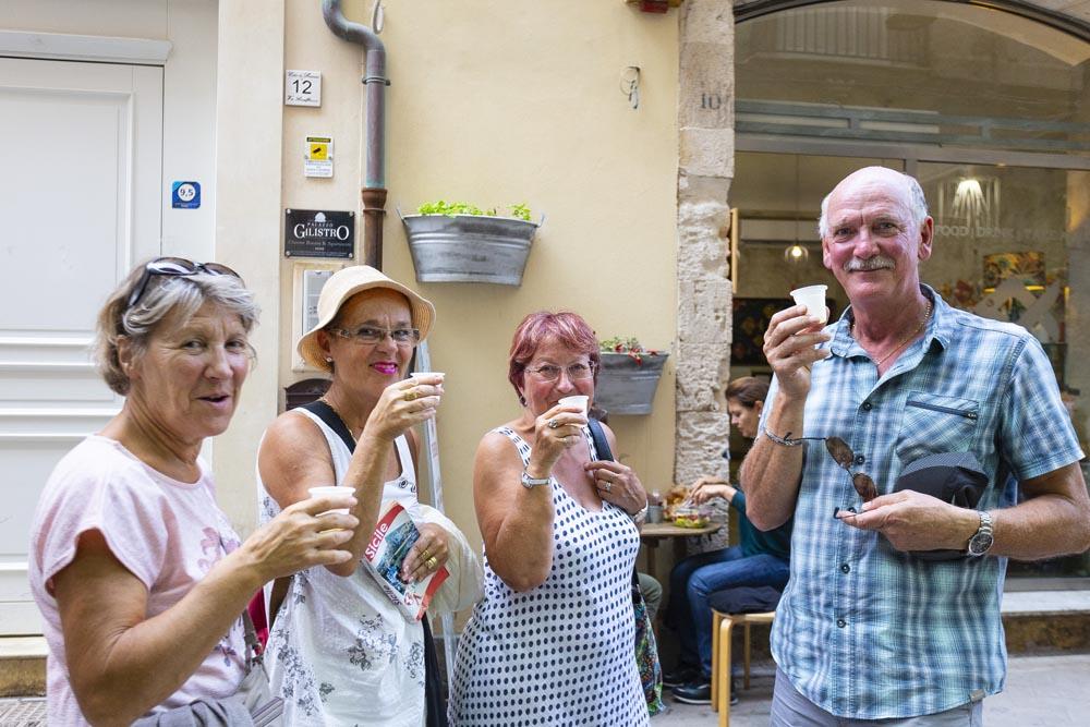 degustazione vendita e produzione Limoncello di Siracusa Sicilia